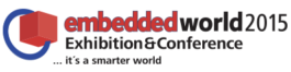 Embedded World 2015 logo