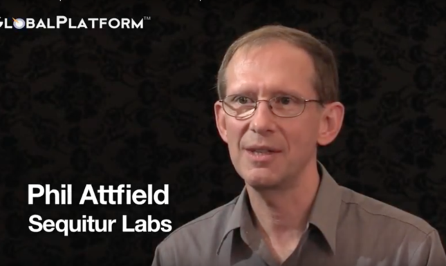 Phil Attfield of Sequitur Labs Talks TEE for the Enterprise Mobile Environment and BYOD