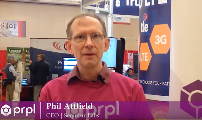 Phil Attfield on the State of IoT Security @ IoT Evolution 2016, Las Vegas