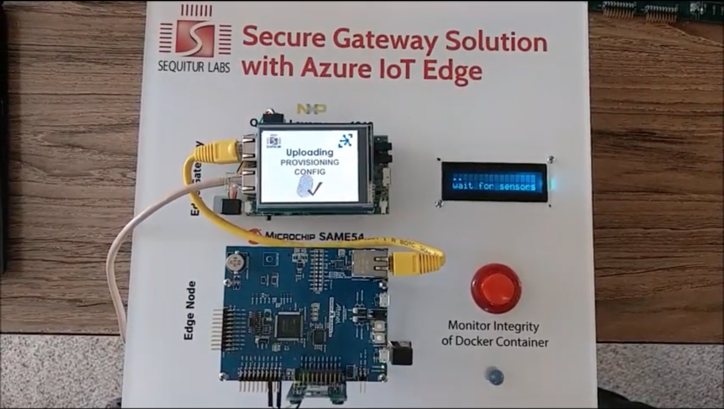Microsoft Azure Secure Gateway with Sequitur Labs